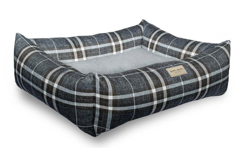 dog bed scott blue bowl and bone republic ps1sa