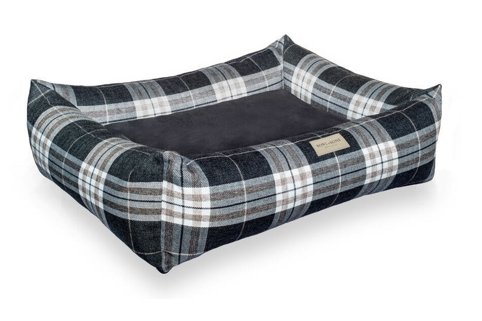 dog bed scott grey bowl and bone republic ps1sa