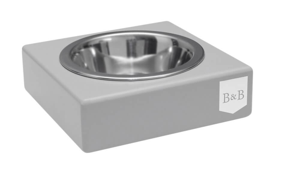 dog bowl solo grey wooden bowl and bone republic ps1sa