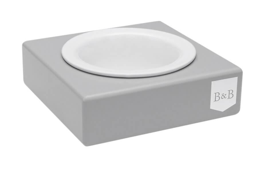 dog bowl solo ceramic grey wooden bowl and bone republic ps1sa