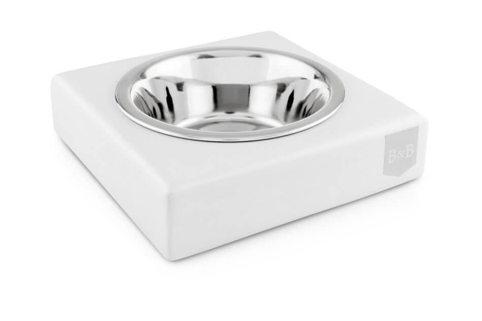 dog bowl solo jasmine white wooden bowlandbonerepublic ps1sa