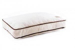 dog cushion bed deco amber white bowlandbonerepublic ps1sa
