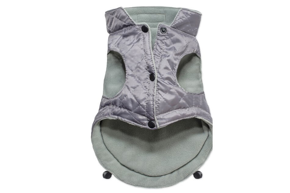 dog jacket spirit grey bowl and bone republic ps2sa