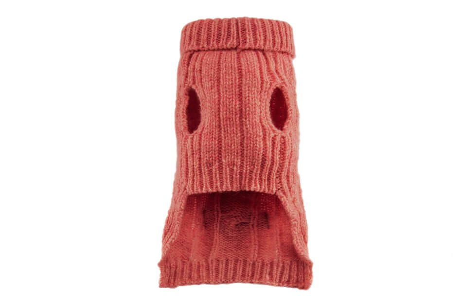 dog sweater aspen pink bowl and bone republic ps2sa
