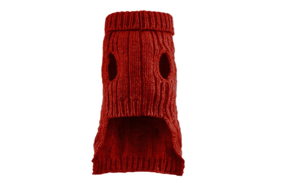 dog sweater aspen red bowl and bone republic ps2sa