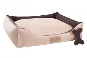 dog bed classic brown bowl and bone republic ps1sa