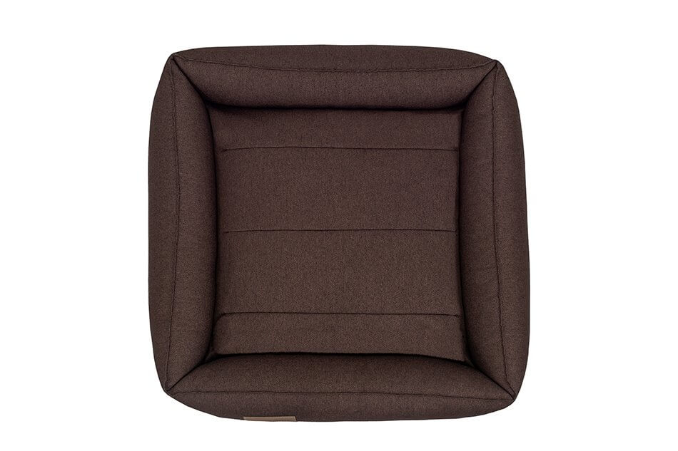 dog bed urban brown bowl and bone republic ps2sa