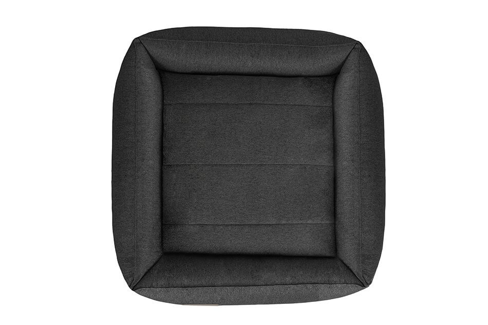 dog bed urban graphite bowl and bone republic ps2sa