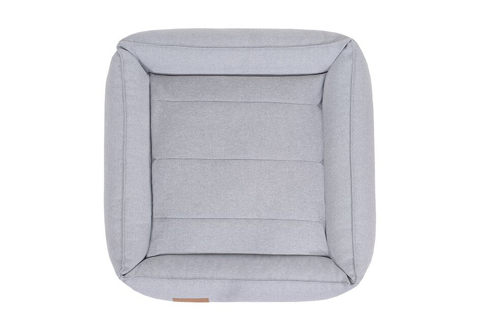 dog bed urban grey bowl and bone republic ps2sa