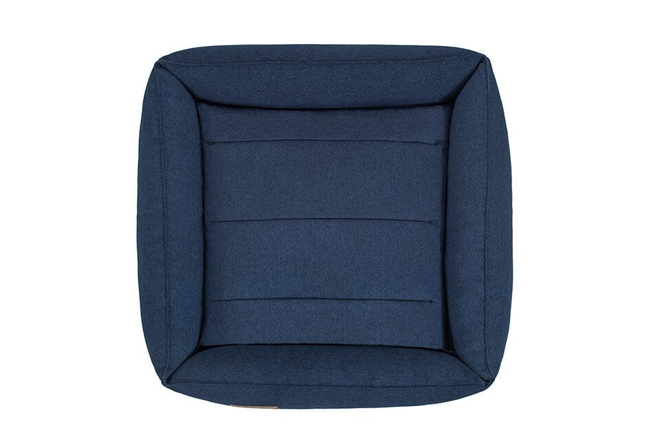 dog bed urban navy bowl and bone republic ps2sa