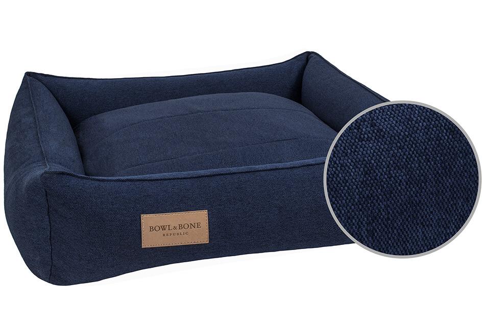 blue dog bed urban bowlandbonerepublic