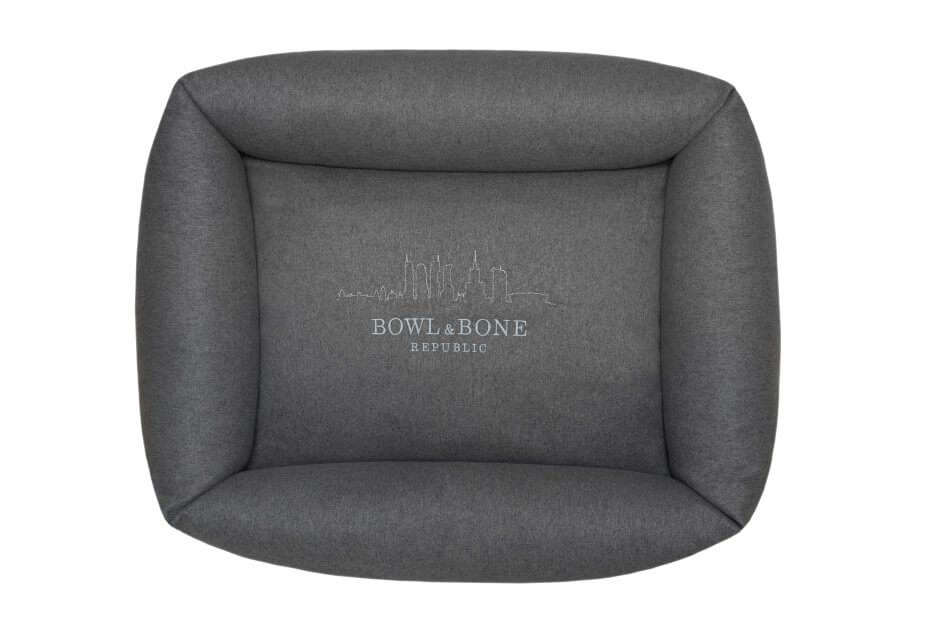 dog bed loft graphite bowl and bone republic ps2sa