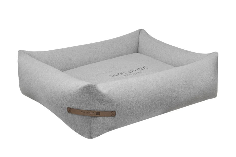 dog bed loft grey bowl and bone republic ps1sa