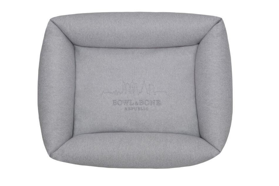 dog bed loft grey bowl and bone republic ps2sa
