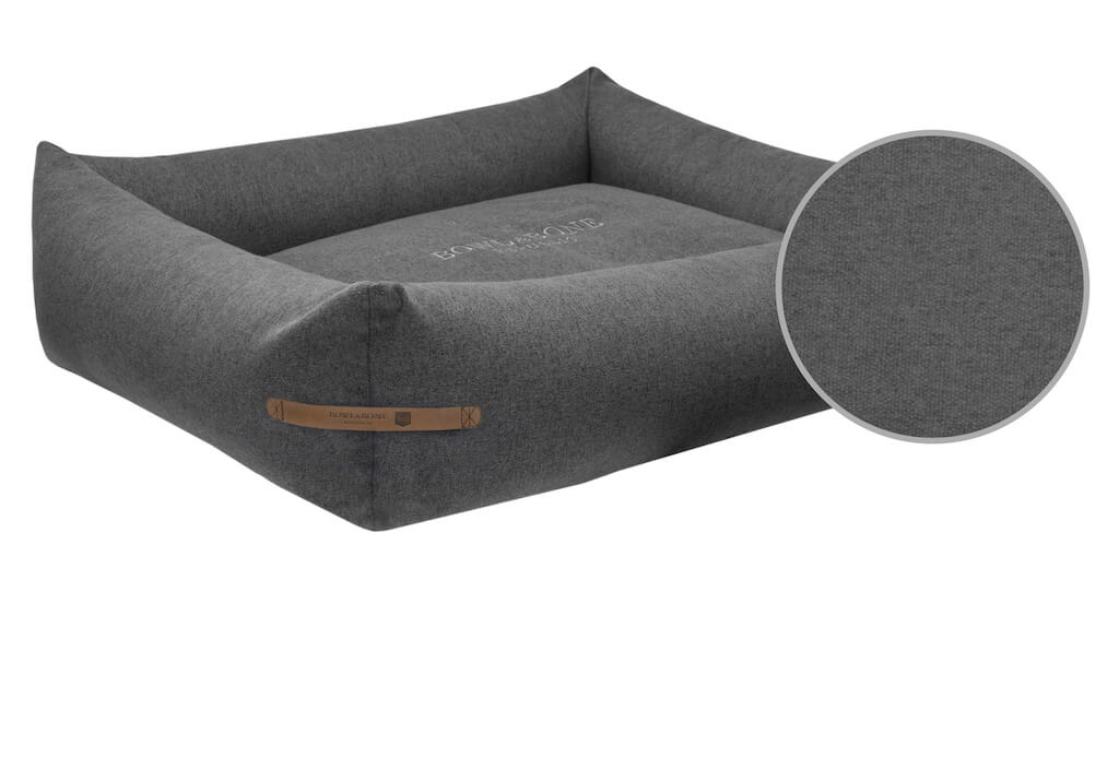 dog bed loft graphite bowl and bone republic ps1sa magnifier