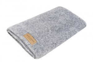 dog blanket nap grey bowl and bone republic ps1sa