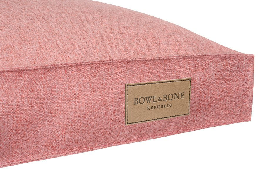 dog cushion bed loft coral bowl and bone republic ps2sa