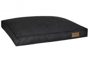 dog cushion bed loft graphite bowl and bone republic ps1sa