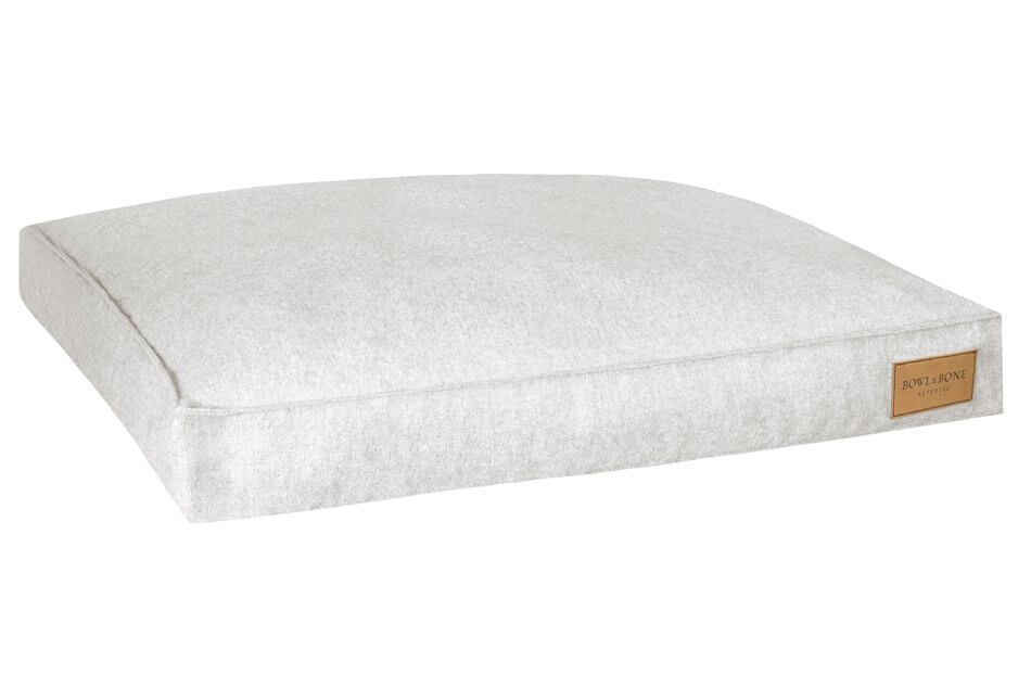 dog cushion bed loft grey bowl and bone republic ps1sa