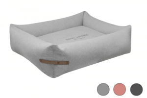 dog bed loft grey made to measure bowl and bone republic ps1sa
