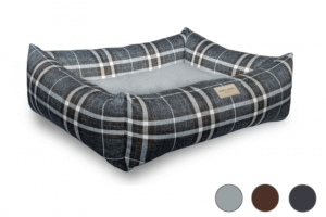 dog bed scott blue made to measure bowl and bone republic ps1sa