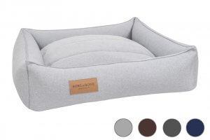 dog bed urban grey made to measure bowl and bone republic ps1sa