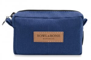 dog treat bag MIDI blue bowl and bone republic ps1sa