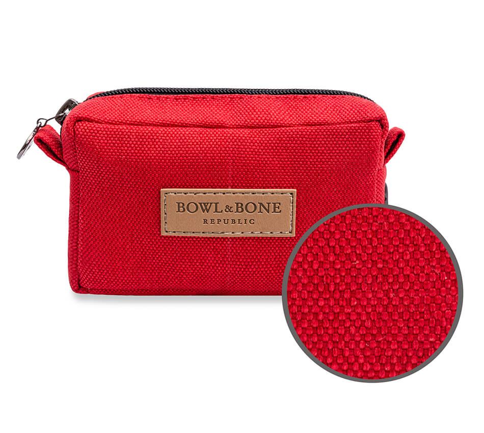 dog treat bag MIDI red bowl and bone republic ps1sa magnifier