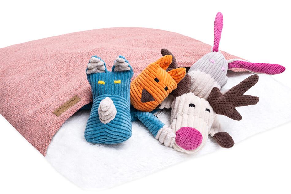 dog sleeping bag bliss pink bowl and bone republic ps2sa