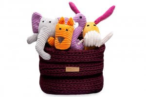 basket for dog toys ring bordo bowl and bone republic ps1sa