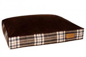 dog cushion bed scott brown bowl and bone republic ps1sa