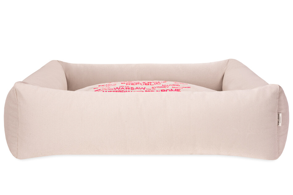 dog bed cosmopolitan cream bowl and bone republic ps1sa