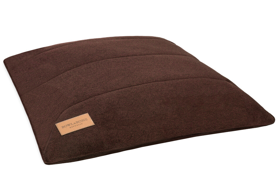 dog cushion bed urban brown bowl and bone republic ps1sa