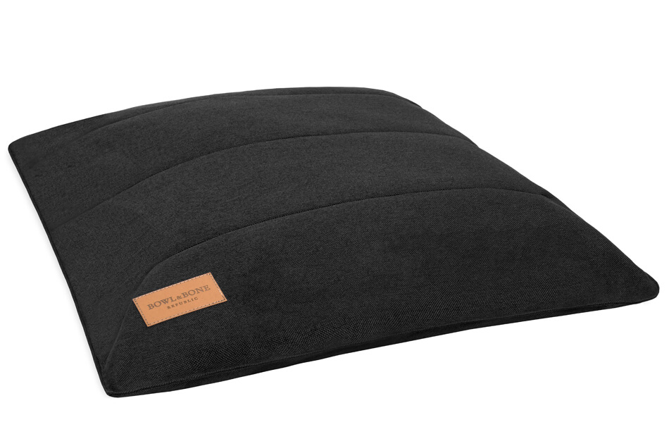 dog cushion bed urban graphite bowlandbonerepublic ps1sa