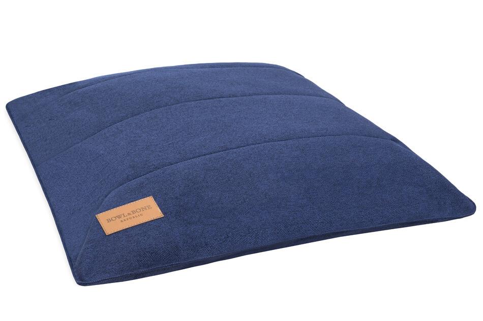 dog cushion bed urban navy bowlandbonerepublic ps1sa