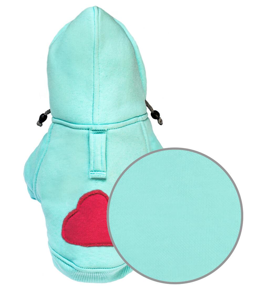 dog hoodie cloud azure bowlandbonerepublic magnifier