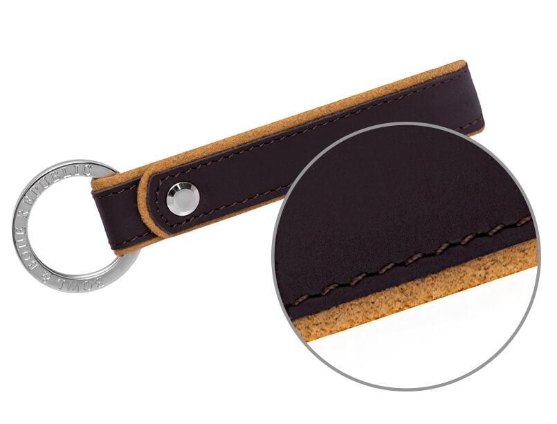 keychain for dog guardian monaco chocolate bowlandbonerepublic magnifier