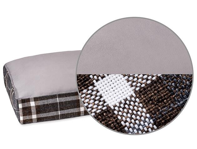 dog cushion bed scott blue bowlandbonerepublic magnifier