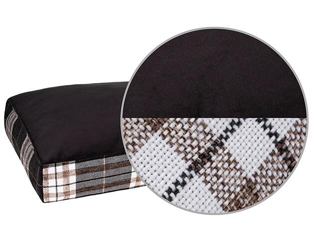 dog cushion bed scott graphite bowlandbonerepublic magnifier