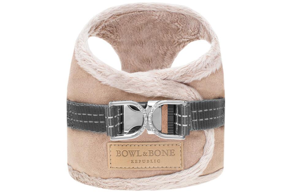 dog harness yeti brown bowlandbonerepublic ps1sa