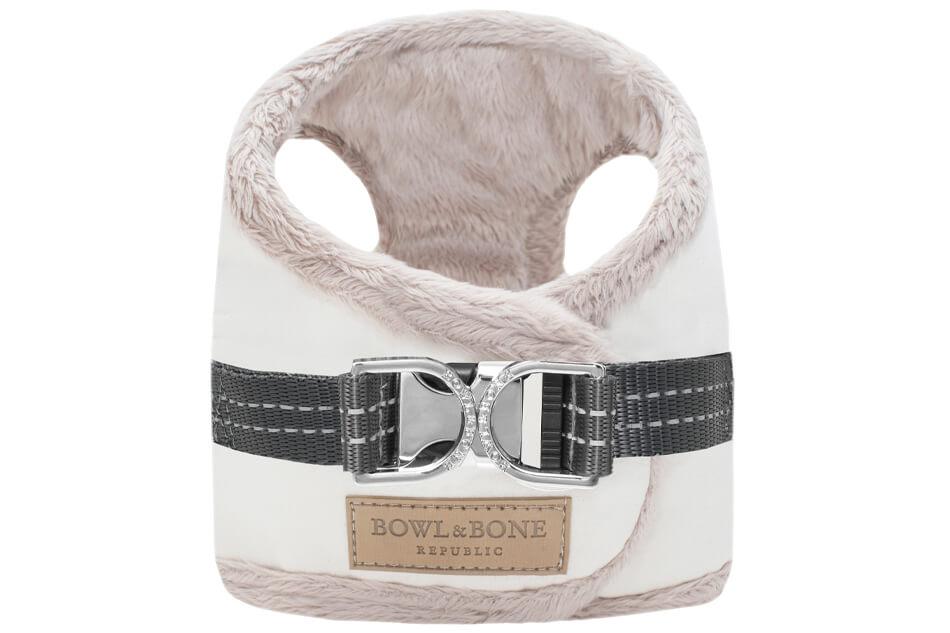 dog harness yeti cream bowlandbonerepublic ps1sa