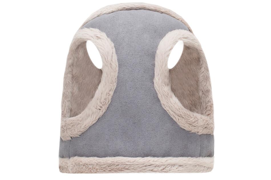 dog harness yeti grey bowlandbonerepublic ps2sa