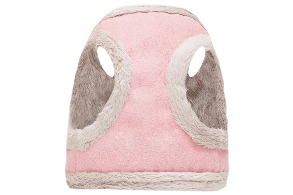 dog harness yeti pink bowlandbonerepublic ps2sa