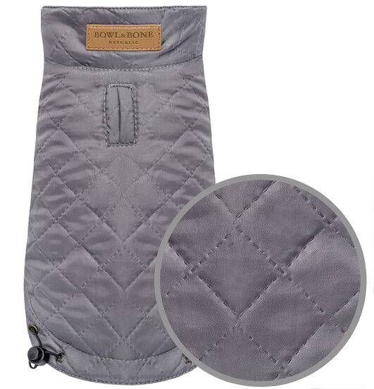 dog jacket spirit grey bowlandbonerepublic magnifier