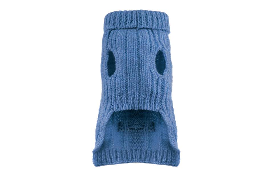 dog sweater aspen blue bowlandbonerepublic ps2sa