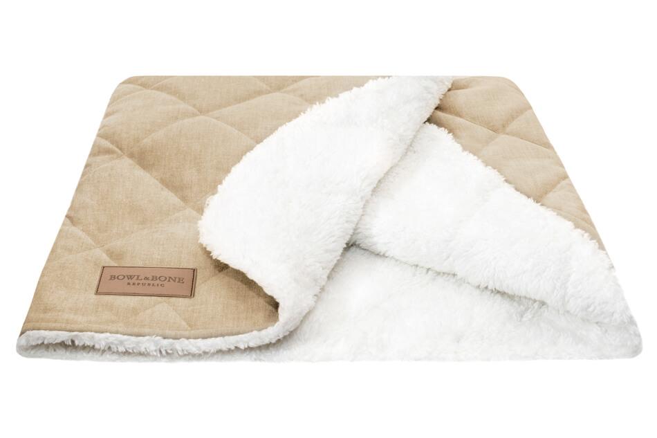 dog bed dreamy cream bowlandbonerepublic ps1sa