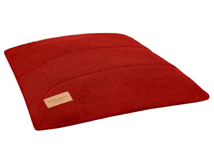 dog cushion bed urban red bowlandbonerepublic ps1sa