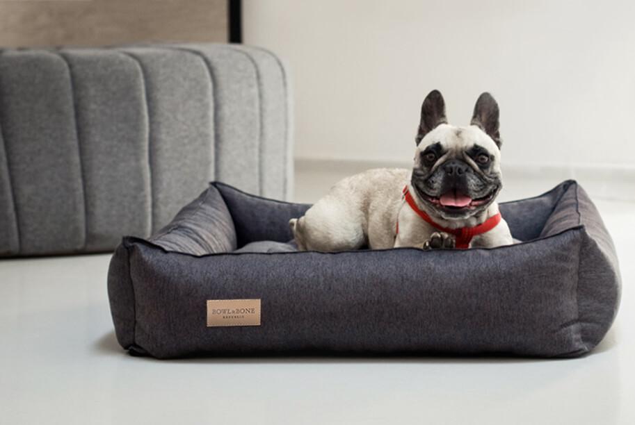 dog bed urban graphite dog harnesses active red bowlandbonerepublic ls1sa