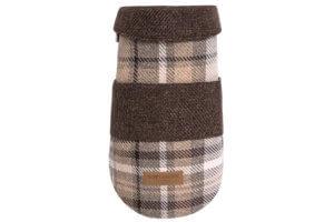 dog coat leaf brown beige bowlandbonerepublic ps1sa
