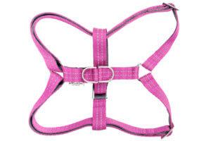 dog harness active pink bowlandbonerepublic ps1sa